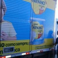 Caminhões Nestlê