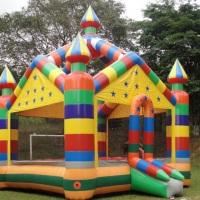 balão pula pula castelão 5x5 6mts altura