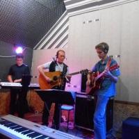 Gravação estúdio - Noite de São João