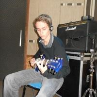 Guitarrista - Alan Laube