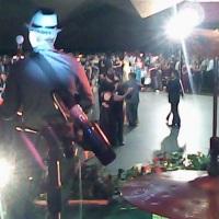 Formatura no Paraná Clube