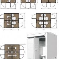 Modelos de Containers Sanitarios