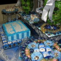 Formatura Azul Royal
