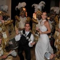 Bateria Iluminados - Automóvel Clube Casamento Nathalie Bambirra