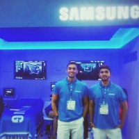 Ação Samsung