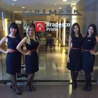 Receptivo Bradesco Prime Cinemarck