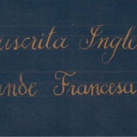 tipos de letras mais solicitados em bico de pena e tinta gold
