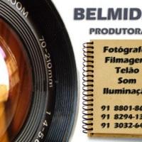 ALUGUEL TELÃO DATASHOW FOTOGRAFO FILMAGEM EM BELEM