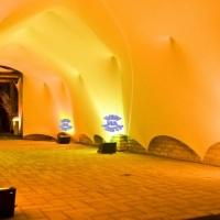 Tunel em lycra by Bem na Festa Eventos.