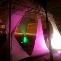 Decoraçao de tendas, Bem Na Festa Eventos.