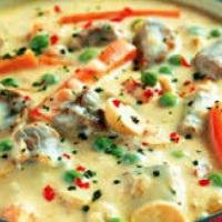 O frango Thai é outra saborosíssima opção para sua festa. Delicado e chic. Fazemos e servimos no loc