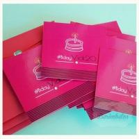 Convite Pink Elegance