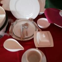 Louças em porcelanas