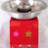 máquina de Algodão doce (somente na cor branca)