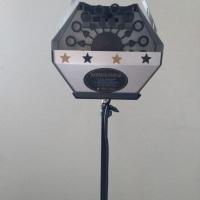 Máquina de bolha de sabão, com pedestal e líquido próprio. Locação e vendas!!