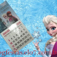 Calendário Personalizado para lembrancinhas de festas, brindes, divulgação, etc.   R$ 0,90 (preço