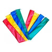 Capas para pirulitos de cama elástica e piscinas de bolas R$ 12,00