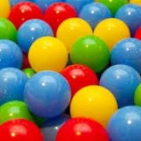 Mine bolas para piscina C/500 uni R$ 150,00