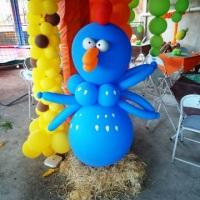 Decoração com balões para diversos temas