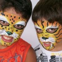 Tigre e Leopardo