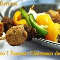 Sojasco - Churrasco Vegetariano.