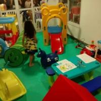 Espaço personalizado com Play ursinho