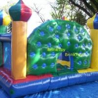 castelo pula pula gigante 4m x 4m R$ 150,00