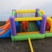 Pista de Obstáculos (p/ até 3 anos)