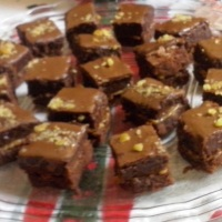 Mini brownies
