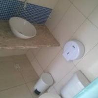 Banheiro masculino salão principal