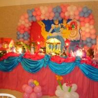 Aniversário infantil menina