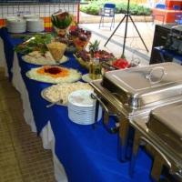 Mesa Montada Almoço ou Jantar