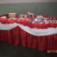A mesa mais deliciosa!!!