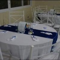 Toalhas de mesas/faixas/cobre manchas
