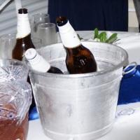 Baldes de champanhe/baldes para garrafas ou latas