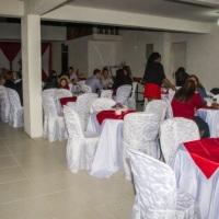Interior Salão Social