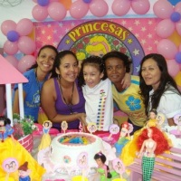Princesas Festa Escolar