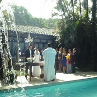 Realizamos festas de casamento em chácaras, sítios e áreas rurais em geral
