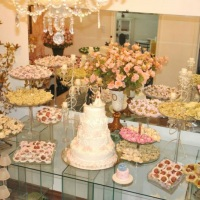 Show Roon bolos e doces