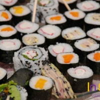 sushi variados