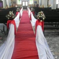 Entrada da Igreja.