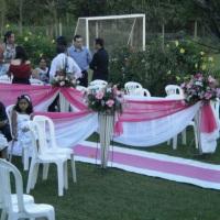 Ornamentação para casamentos