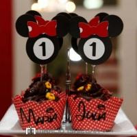 Cupcake aniversário