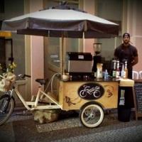 Café na Bike, um Novo Jeito de Servir Café! Onde Você estiver, Onde você Quiser!