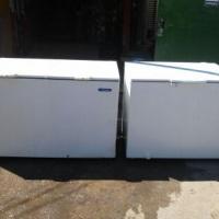 freezer 300 litros e 400 litros