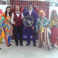 Show circense apra o dia das crinaças. Festas, eventos, prefeituras. Magico, bailarinas, palhaço, ap