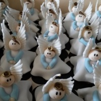 Brownies decorados