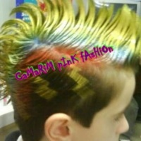 penteado de meninos