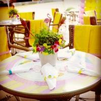 Festa de aniversário - Tema Flamingo e Abacaxi