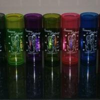 Copos de Acrílico várias cores Long Drink